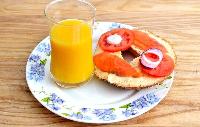 Titel afbeelding Serve a Bagel Breakfast Intro