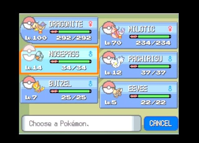 Titel afbeelding Level Up in Pokemon Diamond and Pearl Step 3