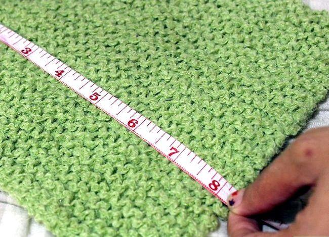 Hoe een trui met een ranglan-mouw te breien