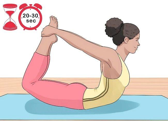 Hoe een flexibelere rug te hebben