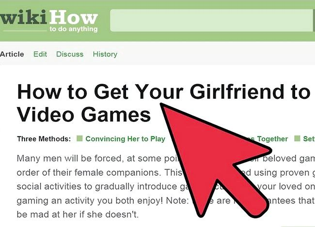 Titel afbeelding Juggle a Girlfriend and Video Gaming Step 1