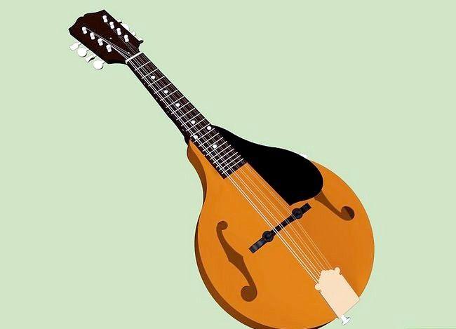 Hoe de mandoline te spelen