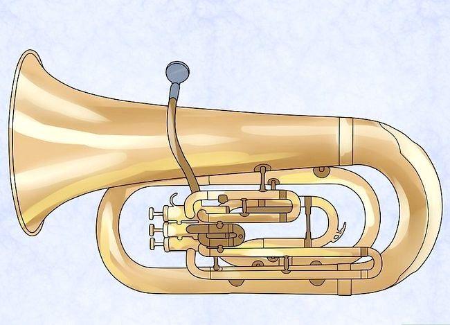 Hoe een tuba te spelen