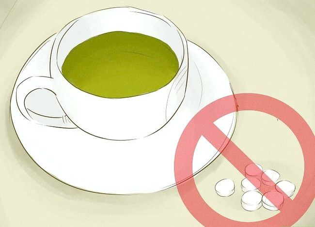 Titel afbeelding Drink Green Tea Without the Side Effects Step 16