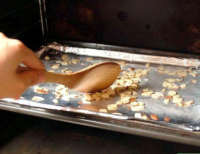 Titel afbeelding Toast Almonds Step 7