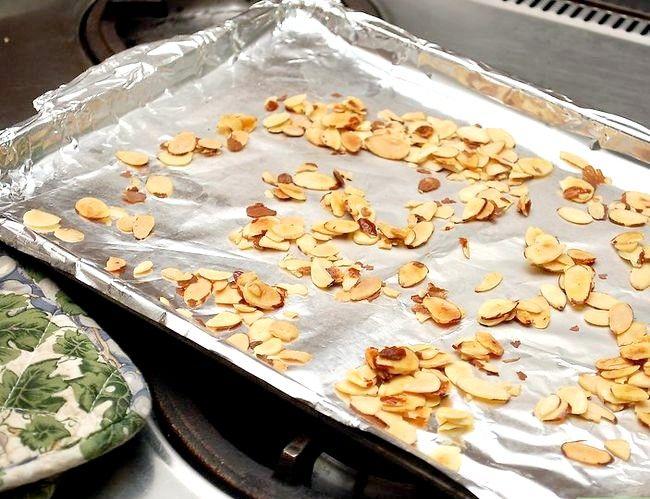 Titel afbeelding Toast Almonds Step 10