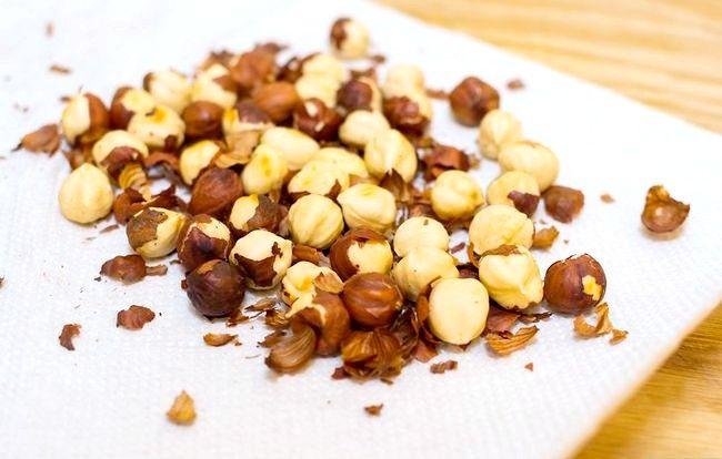 Titel afbeelding Roast Hazelnuts Step 20