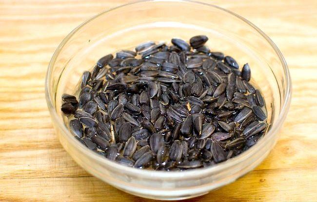 Titel afbeelding Roast Sunflower Seeds Step 1