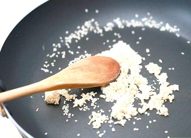 Titel afbeelding Toast Sesame Seeds Step 6