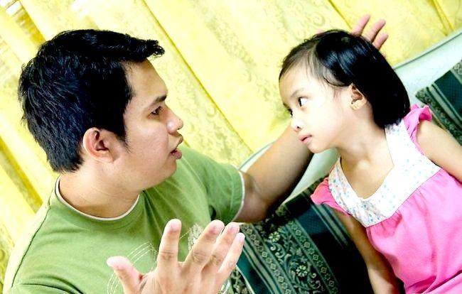 Titel afbeelding Work With Shy Children Step 1