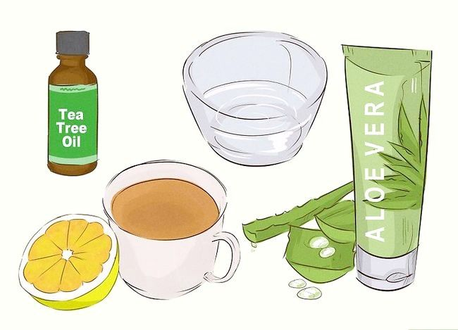 Titel afbeelding Treat a Sore Throat With Aloe Step 2