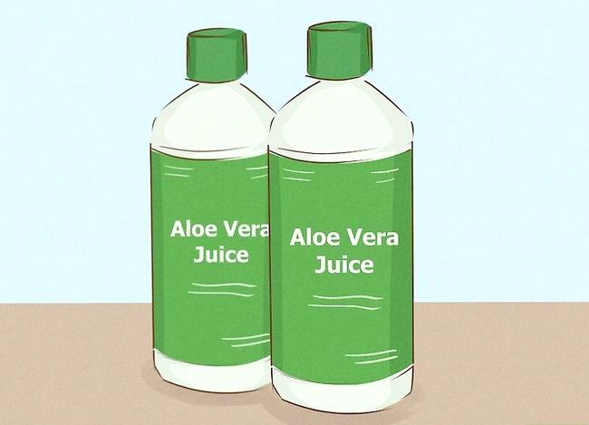 Titel afbeelding Treat a Sore Throat With Aloe Step 8