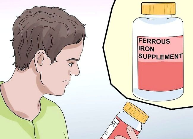 Titel afbeelding Treat Iron Deficiency Anemia Step 1