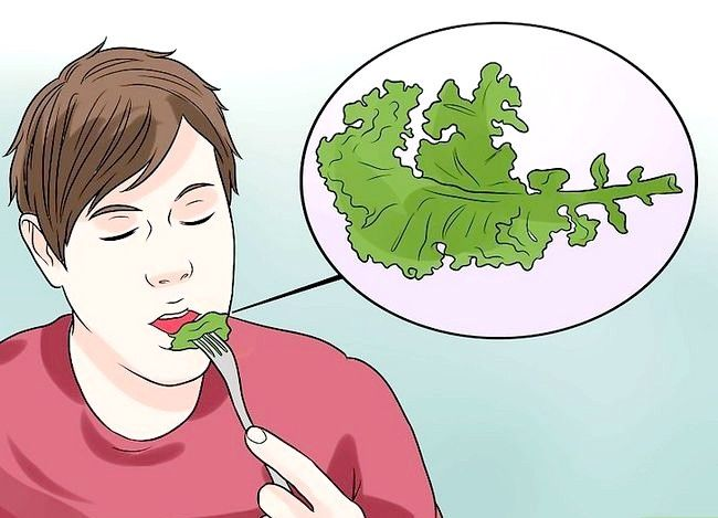 Titel afbeelding Treat Anemia Naturally Step 4