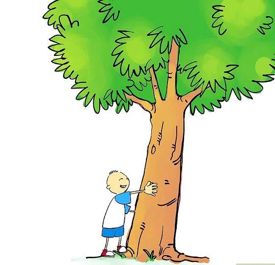 Titel afbeelding 02 Krijg een stevige greep op de boom. Stap 02