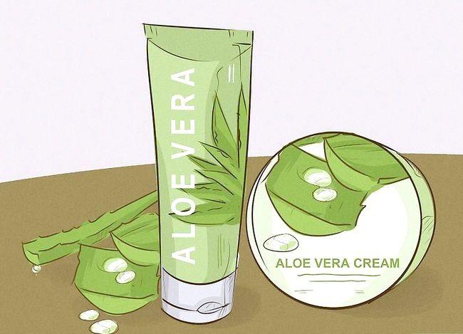 Titel afbeelding Use Aloe Vera to Treat Burns Step 6