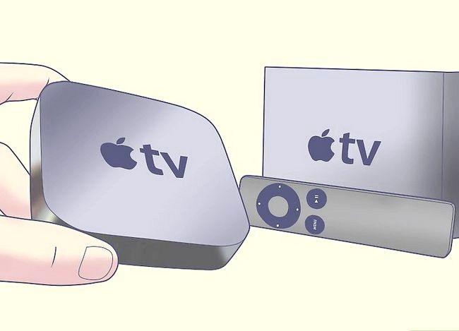 Hoe Apple TV te gebruiken