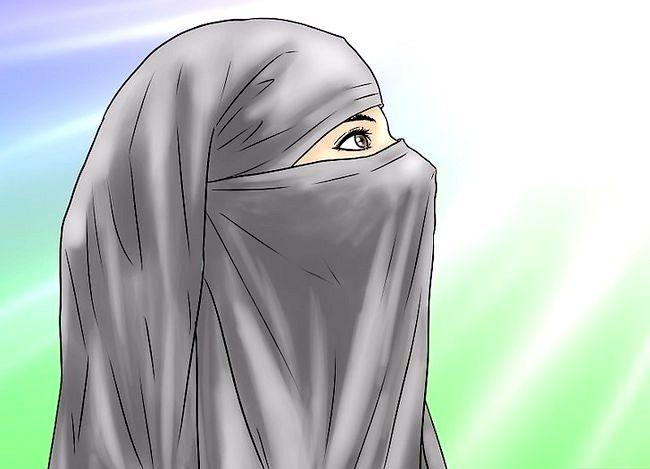 Hoe de NICAB te gebruiken in een niet-islamitisch land