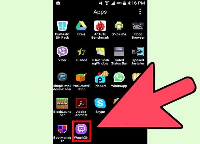 Hoe de Samsung Galaxy S4 te gebruiken als afstandsbediening van een tv