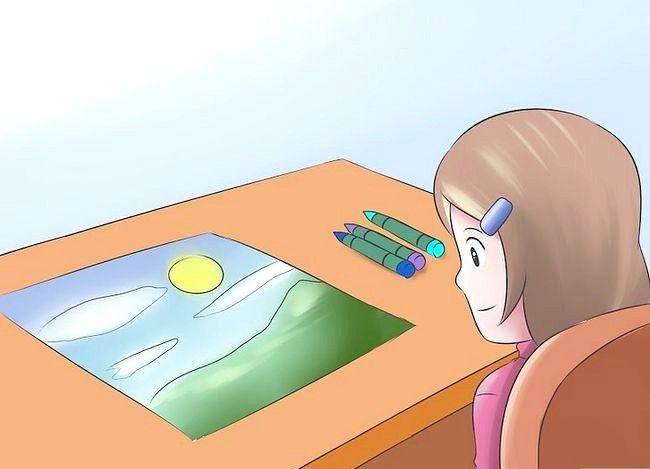 Hoe afbeeldingen en visuele hulpmiddelen te gebruiken om kinderen met autisme te leren