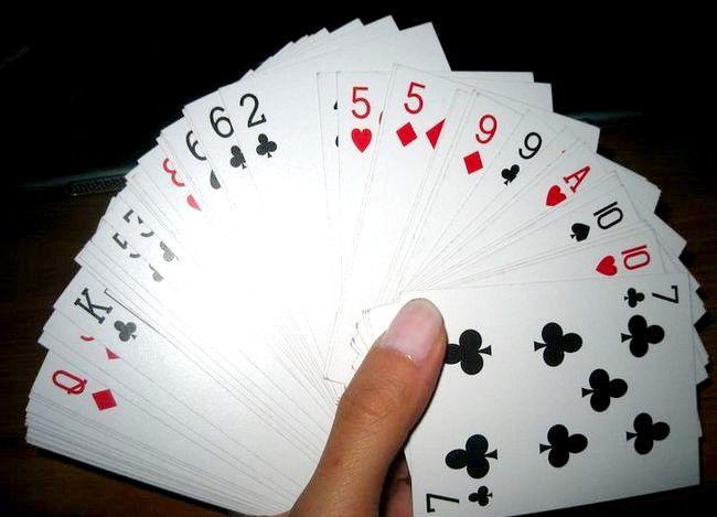 Hoe het Svengali-kaartspel te gebruiken