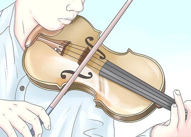 Hoe de prachtige technieken van boogvorming op een viool te gebruiken
