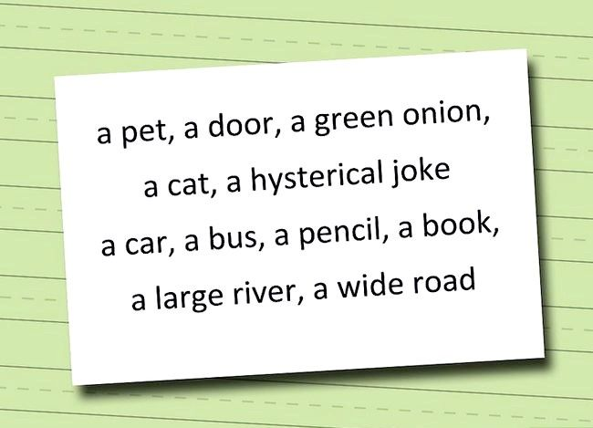 Hoe de `a` en` an`-artikelen correct in het Engels te gebruiken