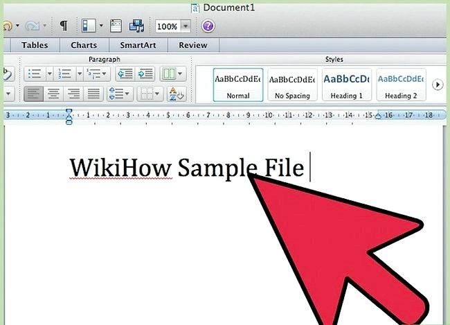 Titel afbeelding Use Microsoft Office Word 2007 Step 16