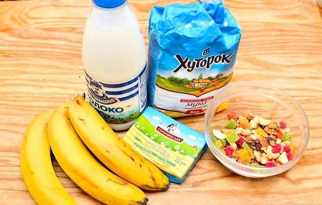 Titel afbeelding Use Overripe Bananas Step 6