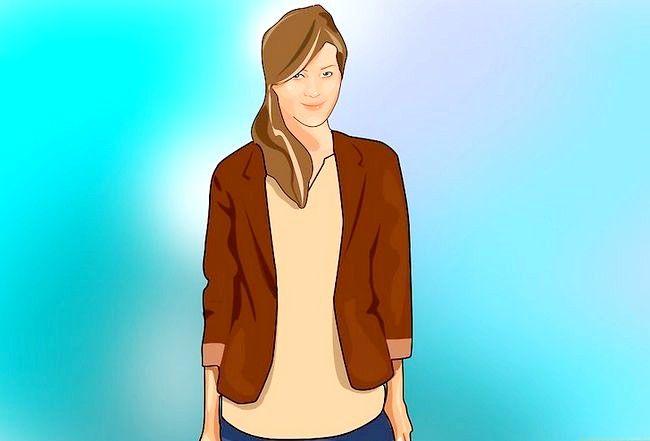 Titel afbeelding Wear Denim to Work Stap 4