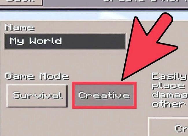 Hoe zaden (zaden) te gebruiken in Minecraft PE