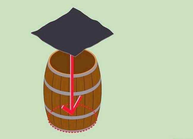 Titel afbeelding Use Wine Barrels As Planters Step 2