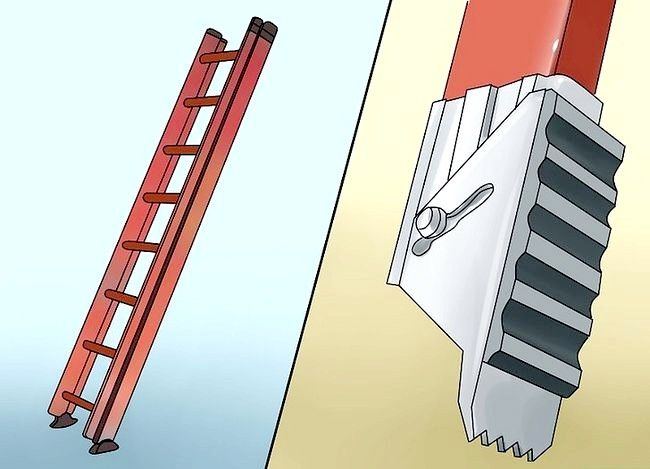 Titel afbeelding Use an Extension Ladder Step 1