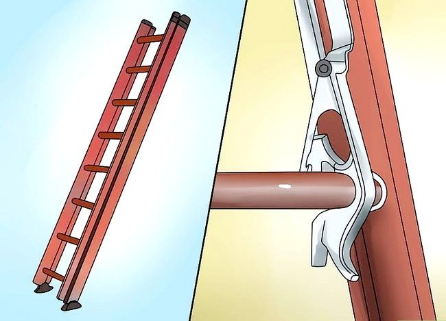 Titel afbeelding Use an Extension Ladder Step 8