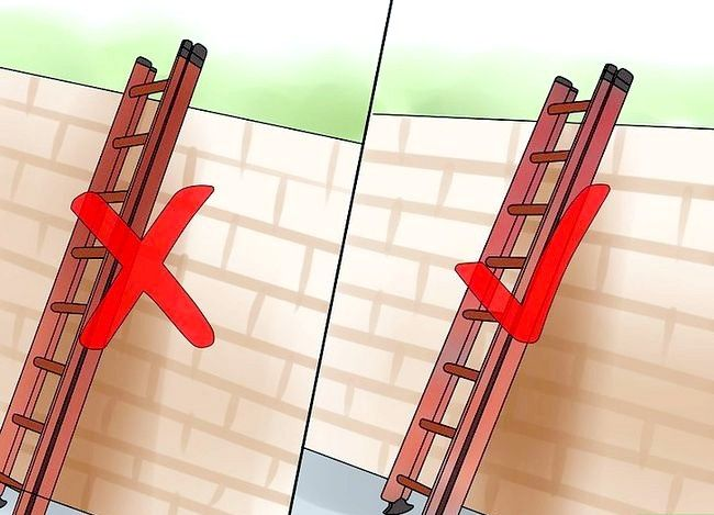 Titel afbeelding Use an Extension Ladder Step 9