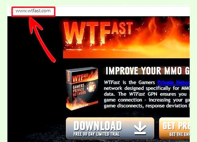 Hoe WTFast te gebruiken