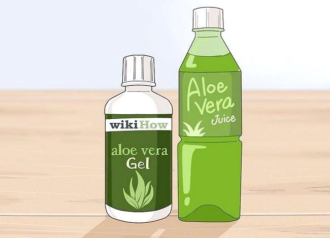 Titel afbeelding Gebruik Aloe Vera om zure reflux te behandelen Stap 1