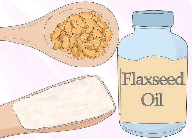 Titel afbeelding Use Flax Seed Step 1