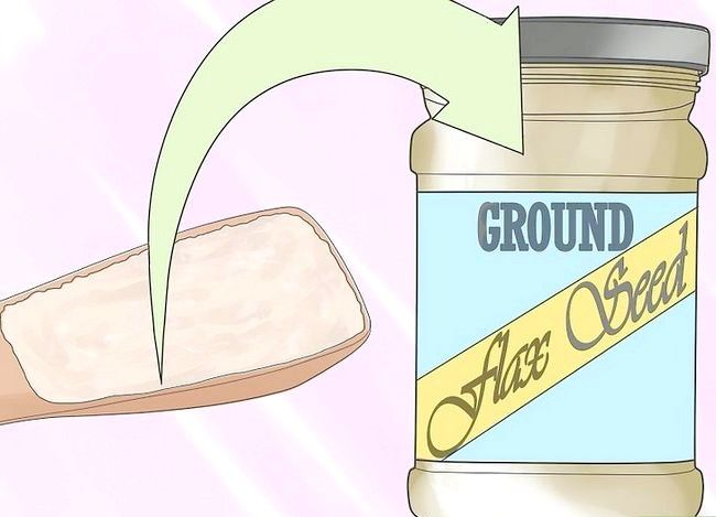 Titel afbeelding Use Flax Seed Step 10