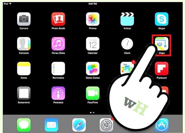 Titel afbeelding Use an iPad Step 2