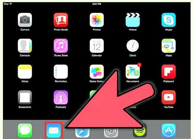 Titel afbeelding Use an iPad Step 4