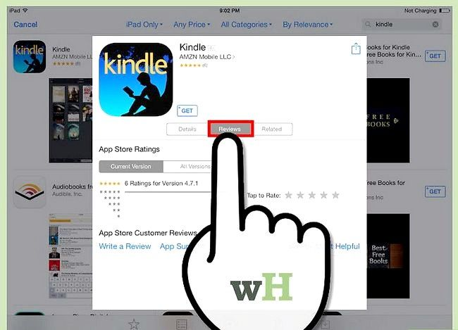Titel afbeelding Use an iPad Step 8