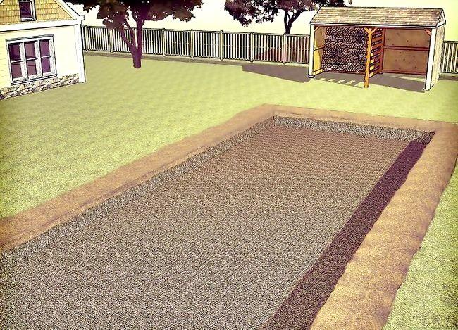 Titel afbeelding Pour Concrete Step 1