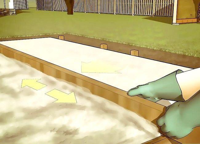 Titel afbeelding Pour Concrete Step 7