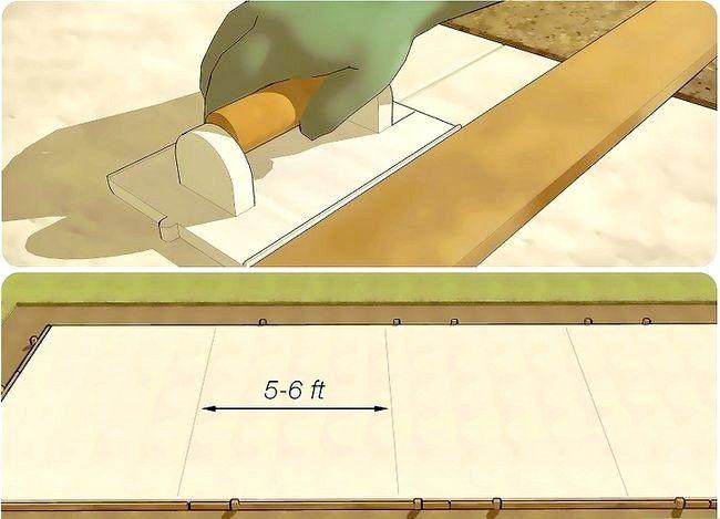 Titel afbeelding Pour Concrete Step 9