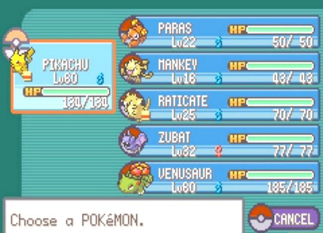 Titel afbeelding Beat the Second Kanto Gym Leader in Pokémon Fire Red en Leaf Green Stap 2