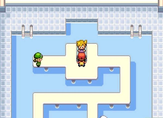 Titel afbeelding Beat the Second Kanto Gym Leader in Pokémon Fire Red en Leaf Green Stap 5