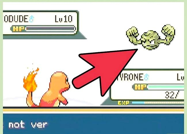 Titel afbeelding Beat the First Gym Leader in Pokémon FireRed en LeafGreen Step 11
