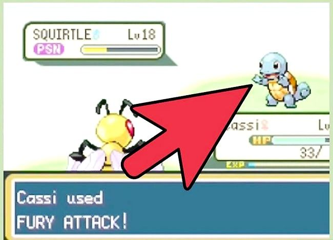 Titel afbeelding Beat the First Gym Leader in Pokémon FireRed en LeafGreen, stap 12