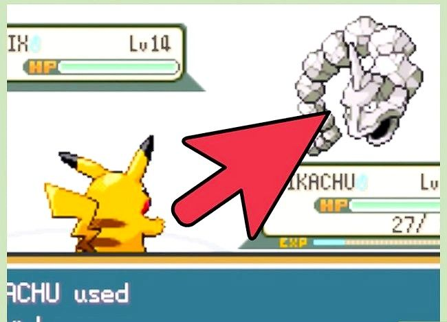 Titel afbeelding Beat the First Gym Leader in Pokémon FireRed en LeafGreen, stap 19